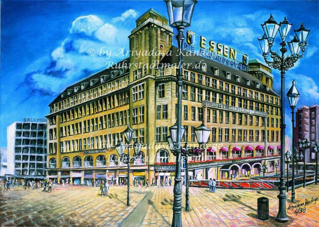 Hotel Handelshof Essen