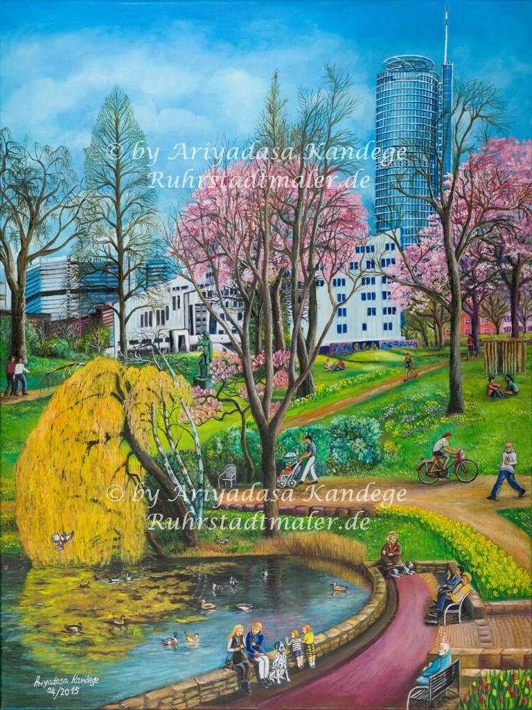 Essen Stadtgarten
