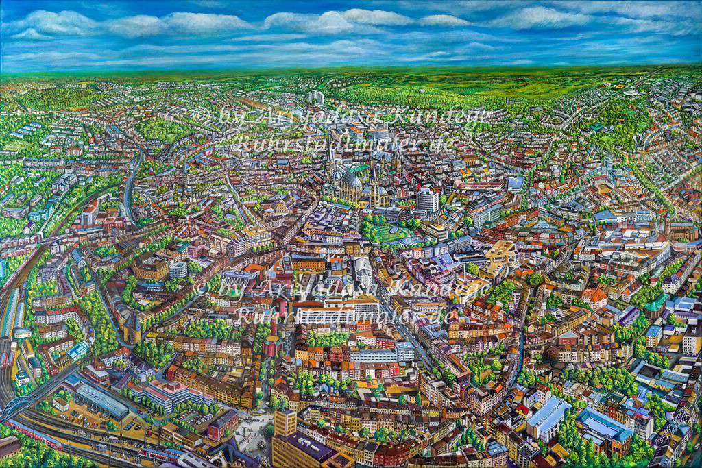 Kaiserstadt Aachen